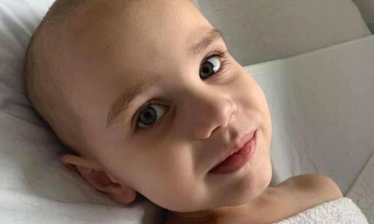 Easton Lindeman - Neuroblastoma