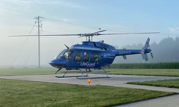 Lifeguard Rural EMS Grant