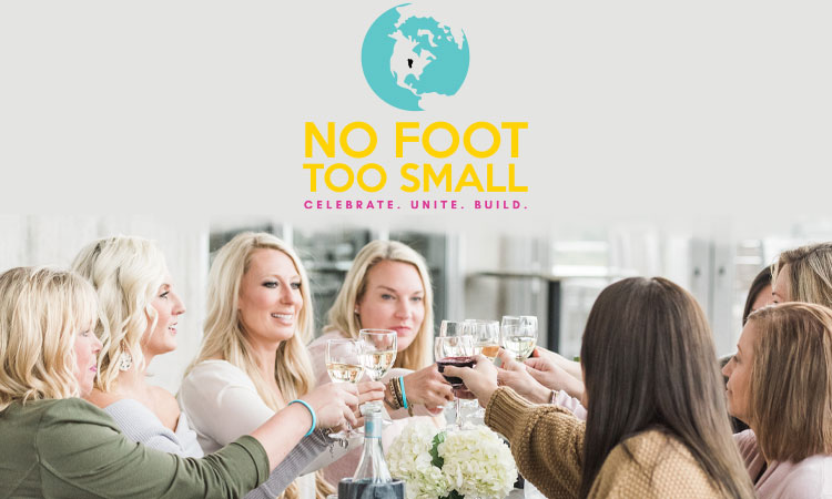 No Foot Too Small